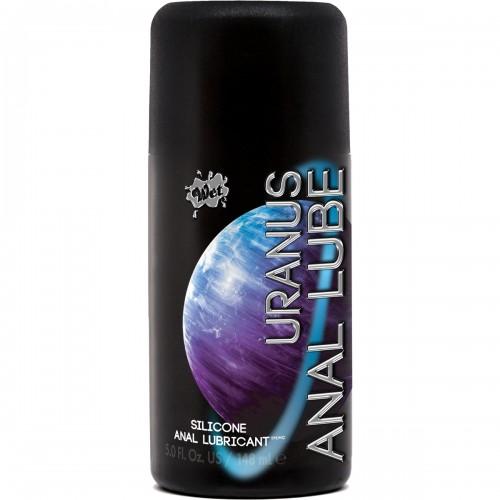 Анальный силиконовый лубрикант WET® Uranus™ 148 ml