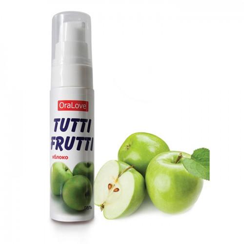 Гель Tutti-Frutti яблочный OraLove 30 г