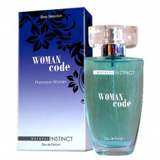 Духи WOMAN CODE Natural Instinct женские 50 мл