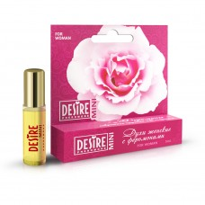 Цветочные духи на масляной основе Desire №1 женские 5 мл