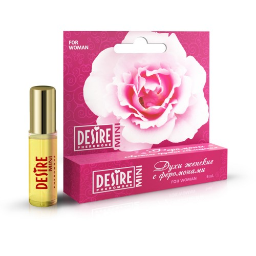 Романтичные духи на масляной основе Desire №16 женские 5 мл