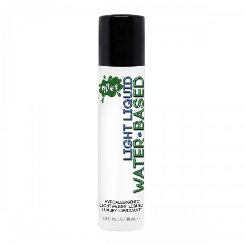 Лубрикант для чувствительной кожи WET® Light Liquid 30 мл