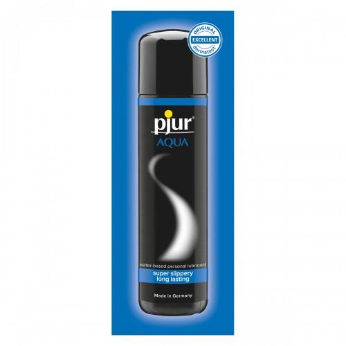 Увлажняющий лубрикант pjur® AQUA 2 ml