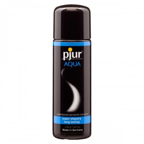 Увлажняющий лубрикант pjur® AQUA 30 ml