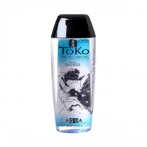 Нежный лубрикант на водной основе Shunga Toko Aqua 165 мл