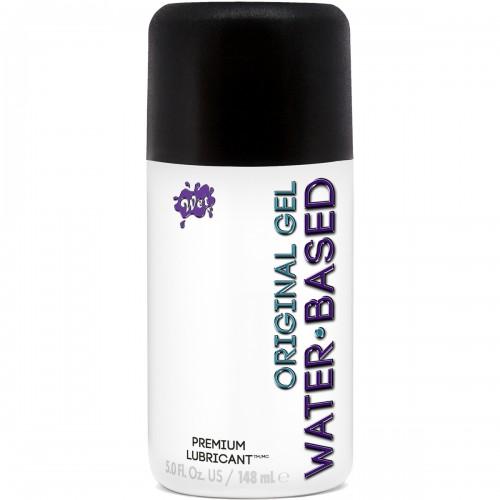 Гель-лубрикант на водной основе WET® Original® 148 ml