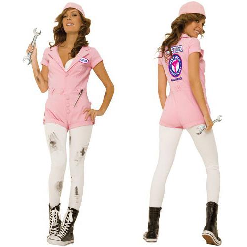 Женская униформа механика HUSTLER