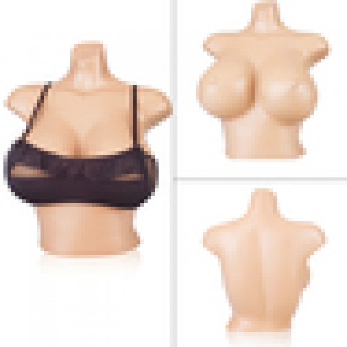 Манекен девушка, бюст, размер груди D