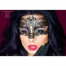 Черная маска 3807 MYSTERIOUS CHILI MASK