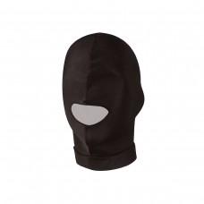Эластичная маска на голову с прорезью для рта