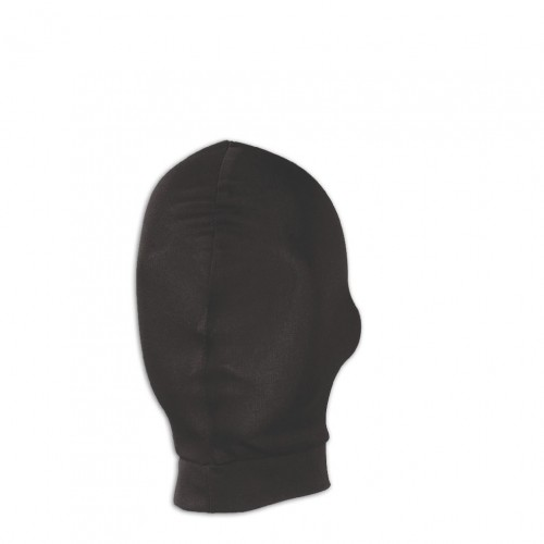 Глухая маска на лицо LUX FETISH