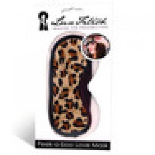 Маска леопардовая на глаза PEEK-A-BOO LOVE MASK