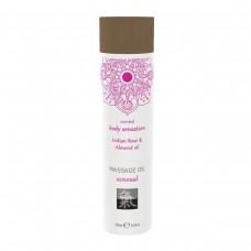 Массажное масло для тела Body Sensation - Индийская роза и масло миндаля 100 мл