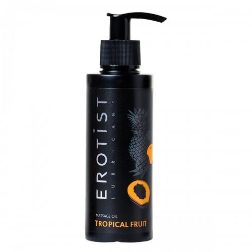 Съедобное массажное масло Erotist Tropical Fruit 150 мл