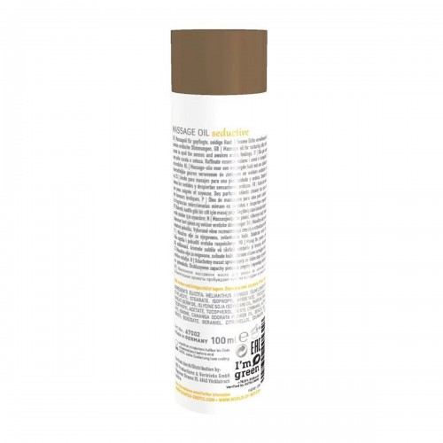 Массажное масло для тела Body Sensation - Иланг-иланг и масло зародышей пшеницы 100 мл