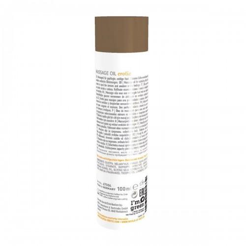 Массажное масло для тела Body Sensation - Жасмин и аргановое масло 100 мл