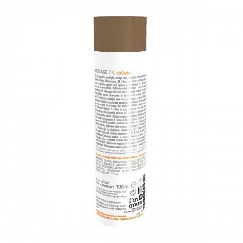 Массажное масло для тела Body Sensation - Апельсин и масло сандала 100 мл