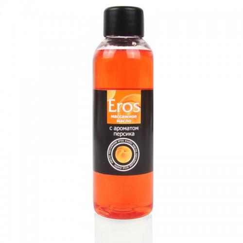 Масло массажное EROS EXOTIC с ароматом персика 75 мл