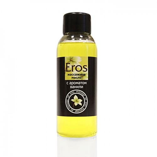 Масло массажное EROS SWEET с ароматом ванили 50 мл