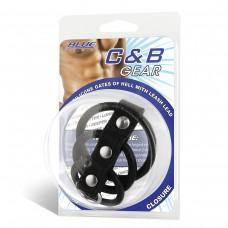 3 силиконовых кольца с ремешком и креплением