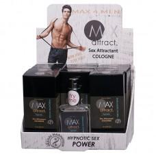 Дерзкий мужской аромат с феромонами MAX Attract Hypnotic 30 мл