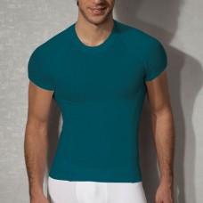 Зеленая футболка DOREANSE