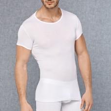 Белая футболка DOREANSE