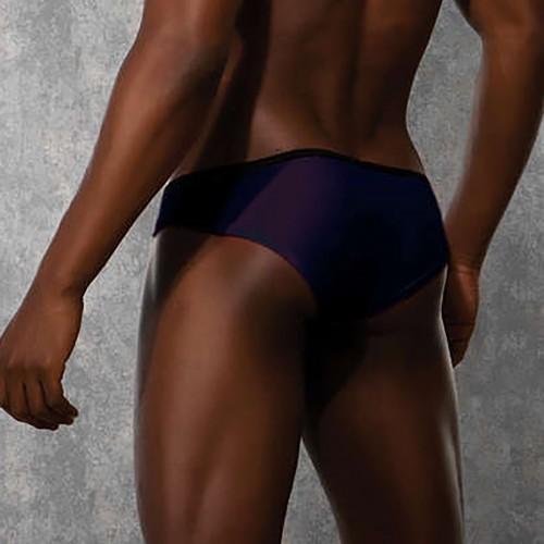 Трусы фиолетовые мужские слипы Doreanse