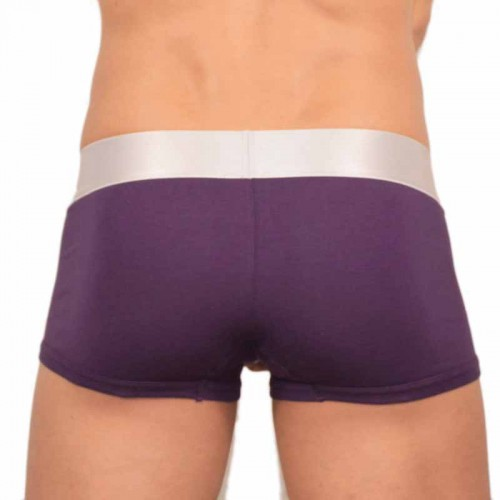 Трусы мужские хипсы фиолетовые