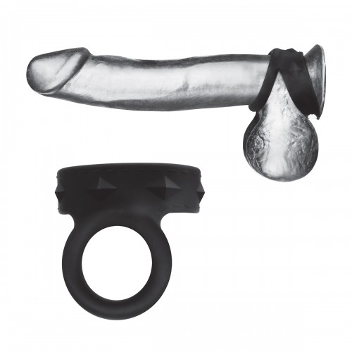 Двойное силиконовое кольцо для эрекции