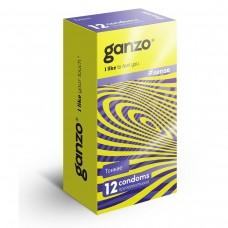 Презервативы GANZO Sense №12 ультратонкие -1 уп (12 шт)