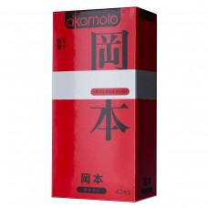 Презервативы OKAMOTO Skinless Skin Super Thin №10 ультратонкие -1 уп (10 шт)