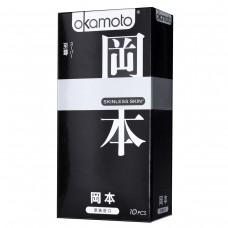 Презервативы OKAMOTO Skinless Skin Super №10 супер -1 уп (10 шт)