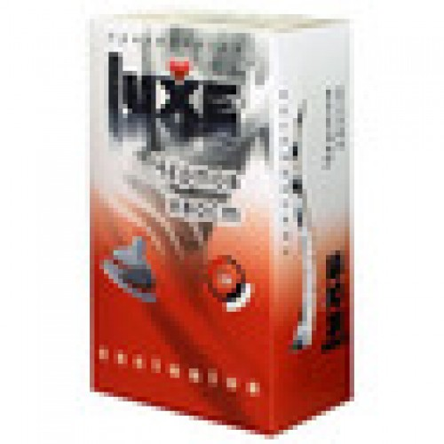 """Презервативы LUXE №1 """"Чертов хвост"""" - 1 блок (24 уп)"""