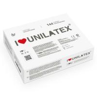 Ультратонкие презервативы Unilatex® Ultrathin 1 блок (144 шт)