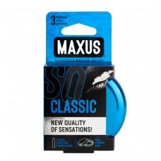 Презервативы в железном кейсе классические MAXUS Classic №3