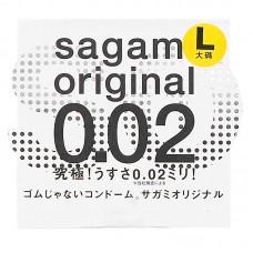 Презервативы Sagami №1 Original 0.02 L-size -1 уп (1 шт)
