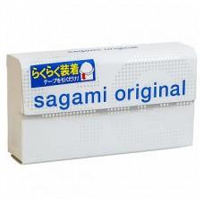 Презервативы для быстрого надевания №6 Quick Sagami ультратонкие - 1 уп (6 шт)