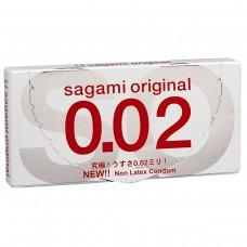 Презервативы Sagami №2 Original 0.02 - 1 уп (2 шт)