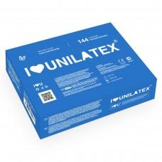 Классические презервативы Unilatex® Natural Plain 1 блок (144 шт)