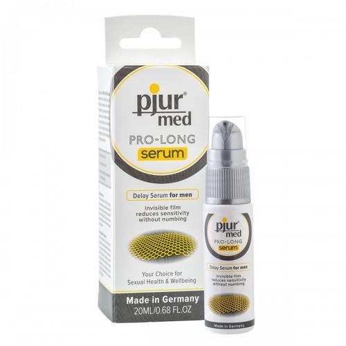 Концентрированная пролонгирующая сыворотка pjur®MED Pro-long Serum 20 ml