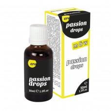 Капли для мужчин и женщин Passion Drops (m+w) 30 мл