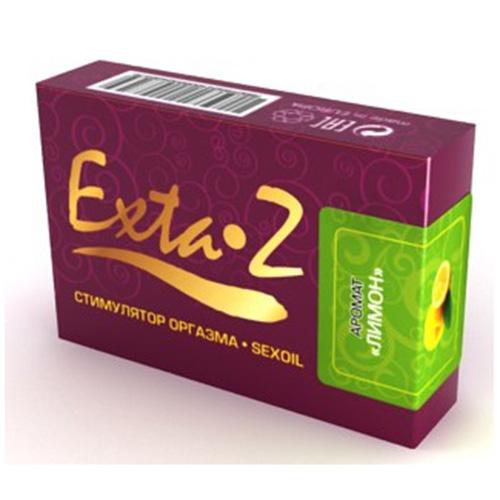Стимулятор оргазма EXTA-Z Лимон 1,5 мл