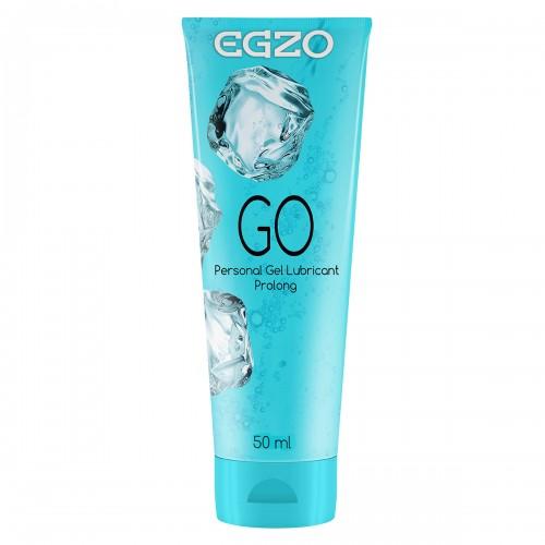 Лубрикант пролонгирующий на водной основе Egzo Go 50 мл
