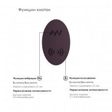Стимулятор для точки G Irresistible Desirable Purple