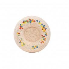 """Бурлящий шар для ванн """"Карамельный пончик"""" 60 г"""